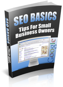 seo basic tips for small business owners